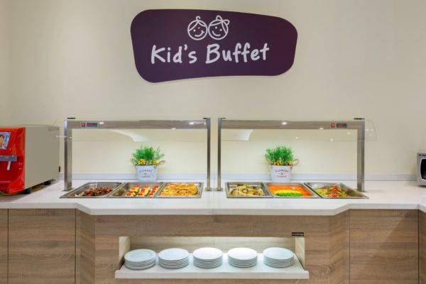Artemis Main Restaurant Kids Buffet