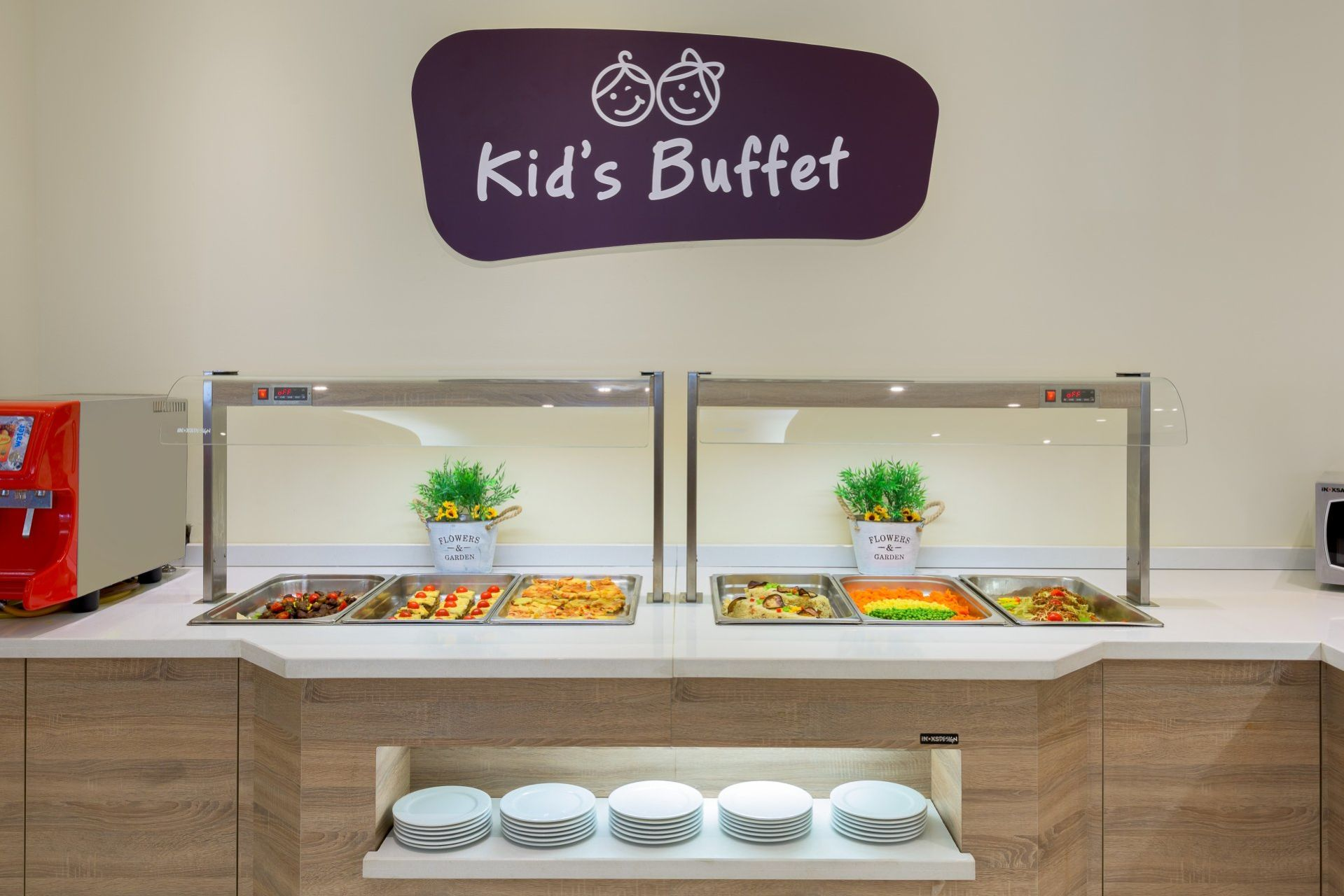 Artemis Main Restaurant Kids Buffet