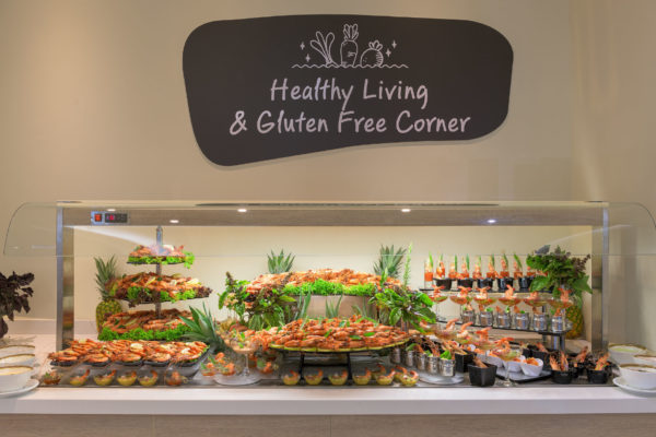 Artemis Main Restaurant Healthy Corner