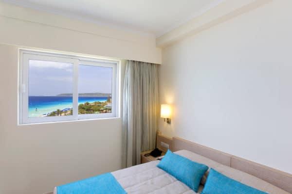 Aegean Deluxe Suite Sea View Apartment 2nd bedroom