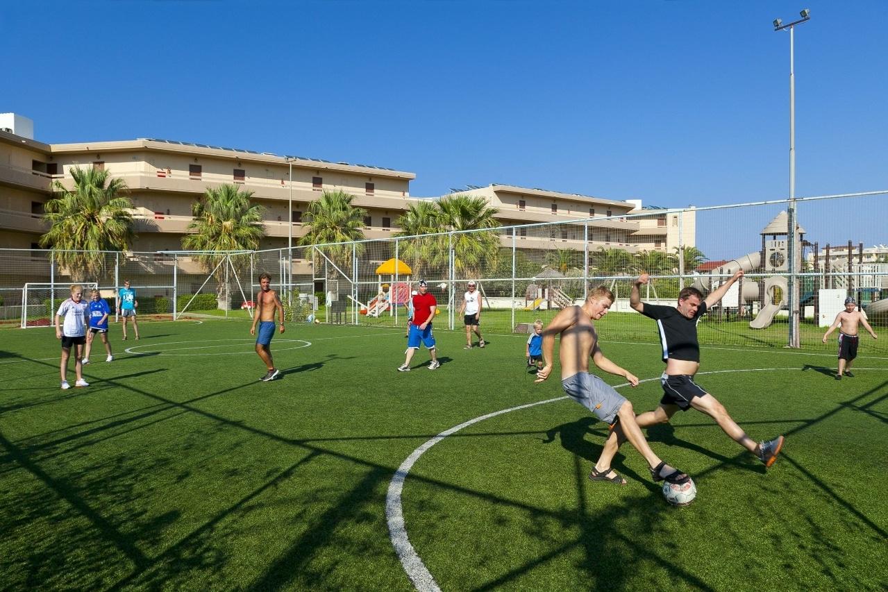 5x5 Football Court