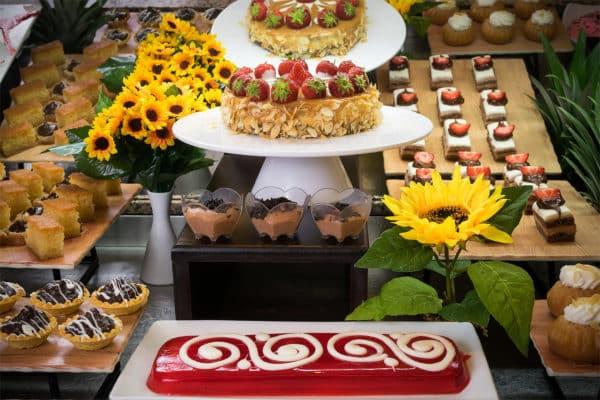 Artemis Main Restaurant Desserts Buffet
