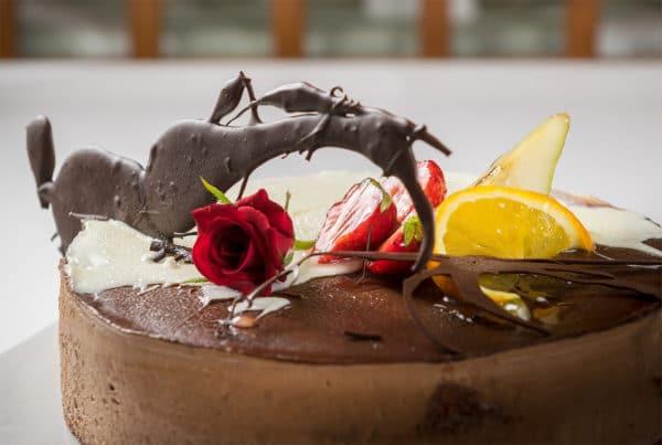 Artemis Main Restaurant sweets buffet