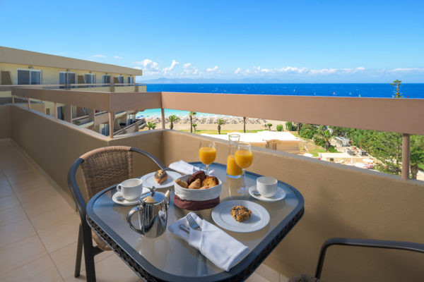 Deluxe Suite Sea View Balcony
