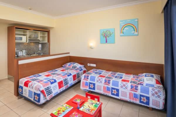Kids Suite Sea View Living Room
