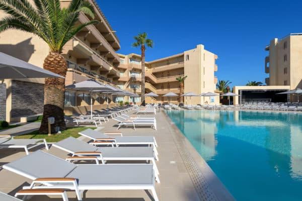 Sun Beach Hotel Resort Swimming Pools