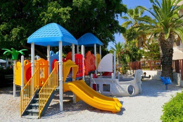 Sun Beach kids playground (2-6 years old)