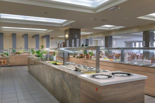 Artemis Main Restaurant Buffet