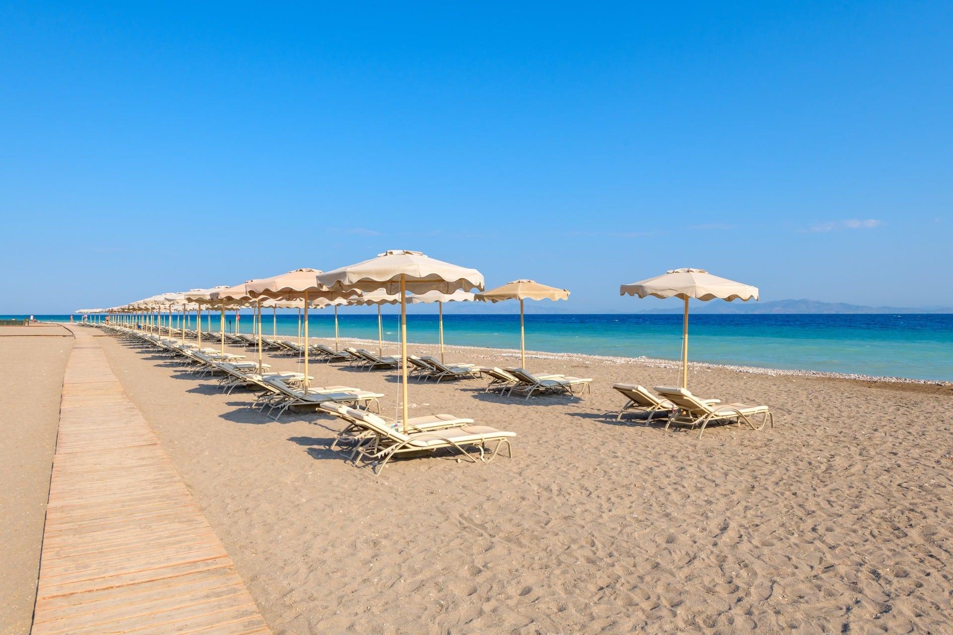 Blue Flag Awarded Beach-Sun Beach Resort-1