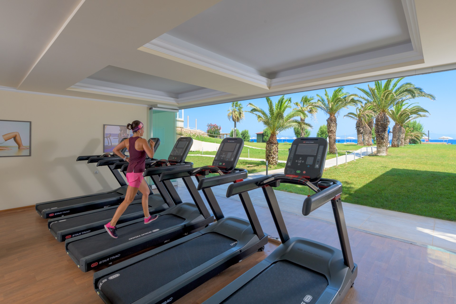 Sea Front-Fitness Area-1
