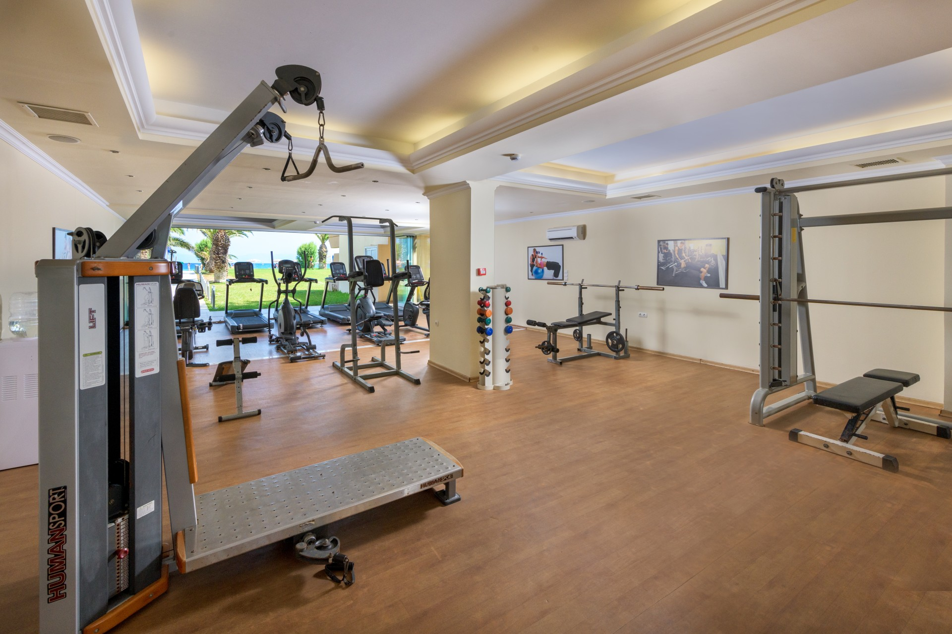Sea Front-Fitness Area-2